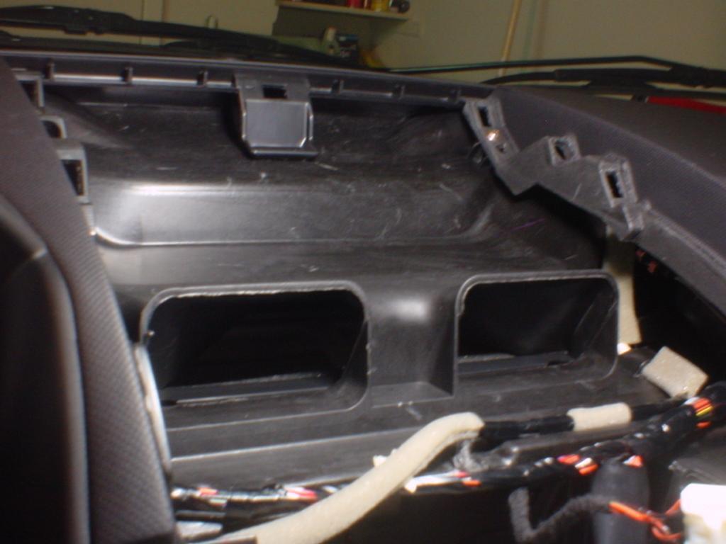 Mac Mini Carputer Install - Mazda 3 Mazda Trunk Lid Wiring Harness on